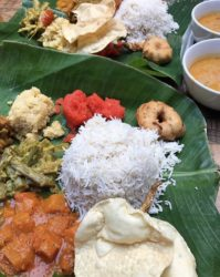 Pongal feast at Gopal's Corner London