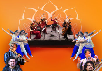 'Peace and Harmony' - Subrang Arts with London Mozart Players - Fairfield Halls