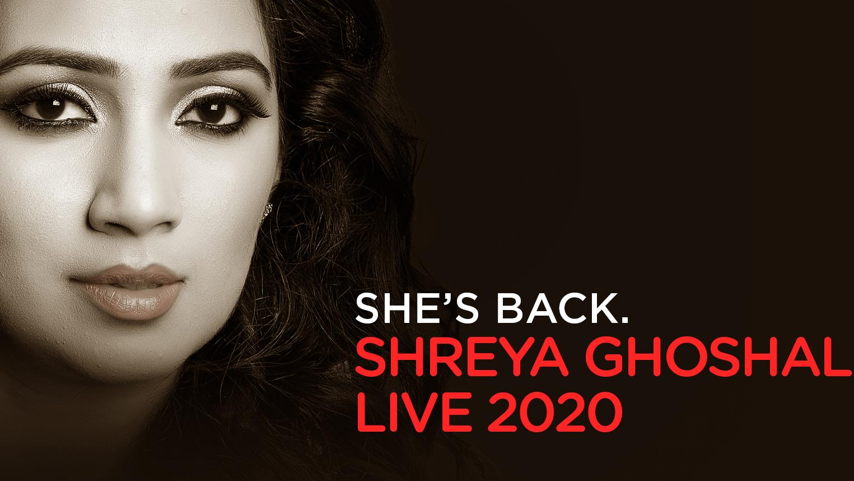 SHREYA GOSHAL IS BACK 2020
