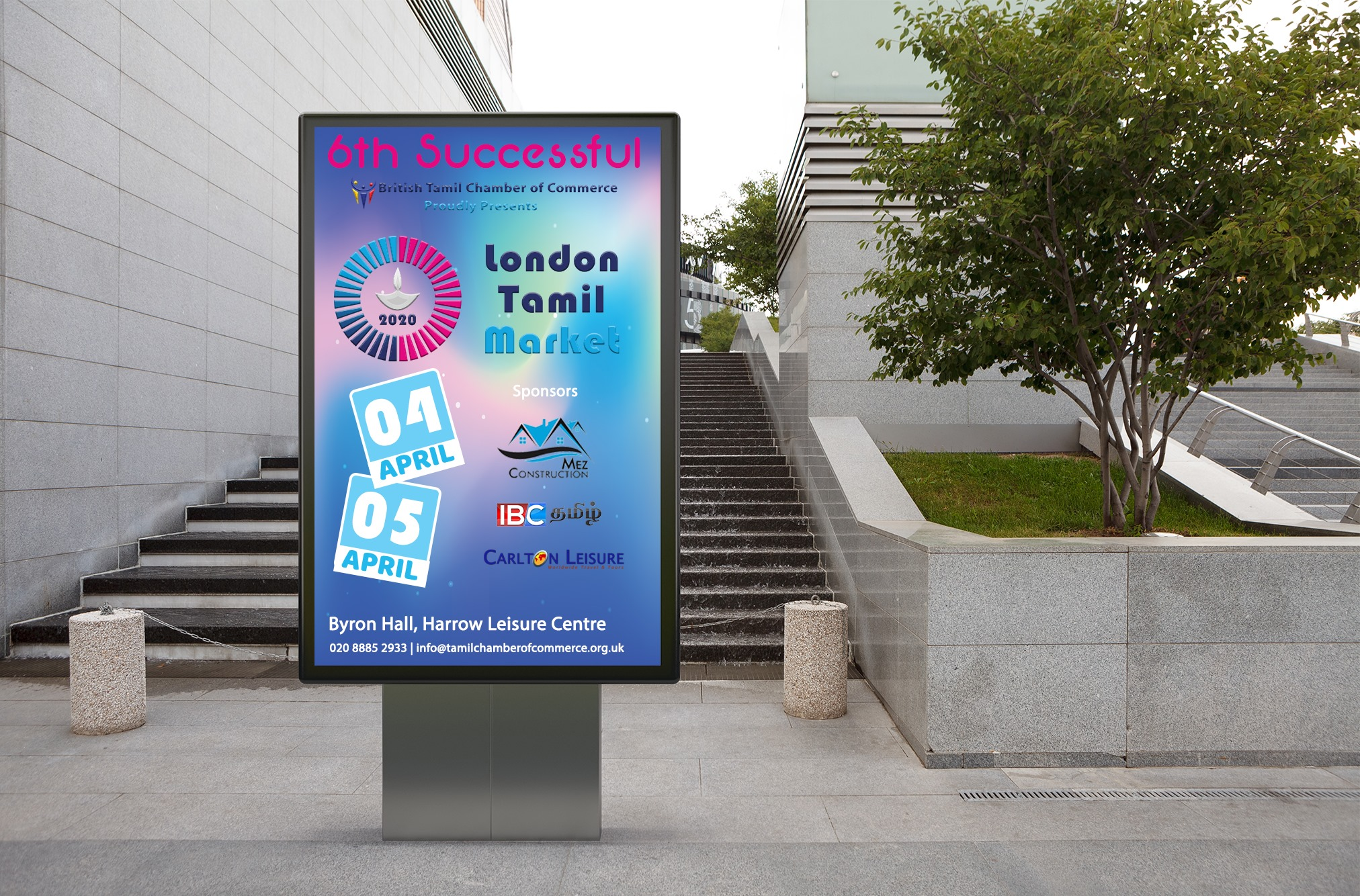 London Tamil Market 2020 | British Tamil Chamber of Commerce
