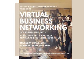 British Tamil entrepreneurs